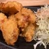 福岡天神南の今泉のとり天でとり天定食にオプションでかしわ飯を付けたのだが思うところあるおじさん。
