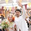 縁を繋ぐ結婚式  〜風とヒッピーと旅人たちの祭典〜