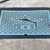 量水器(水道メーターボックス)の蓋が割れてしまったら?Takahashiが鋳鉄製の蓋に交換!