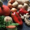 ドイツのスープ野菜セット 金曜日の買い物