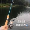 【釣りガール修行】BerryPark in FISH ON!鹿留へ行ってきました(おまめ)