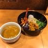 【ラーメン】麺屋 翔 品川店@品達で 限定イスルのスリランカ風スパイシーカレーつけ麺