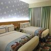 トイ・ストーリーホテルのガーデンビュールーム(ツイン)@上海ディズニーランド