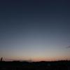 10月8日(水)晴れ時々曇り 皆既月食