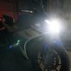 ヘッドライトLED化 (SEALIGHT X1 H4バルブ)