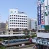 EF66 藤沢駅4番線ホーム侵入