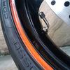 タイヤをDIABLO ROSSO CORSAに変更しました