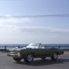 '69 Dodge Coronetに乗って、海へ。