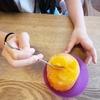 美味しいおうち時間★家事ヤロウレシピの缶詰丸ごとミカンゼリー