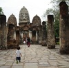 タイ、ミャンマー旅行 DAY4*スコータイ 歴史公園ツアー