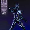 【アイアンマン2】ムービー・マスターピース DIECAST『アイアンマン・マーク4 ネオンテック版』1/6 可動フィギュア【ホットトイズ】より2019年1月発売予定☆
