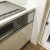 システムキッチン 調味料用の引き出しの使い方