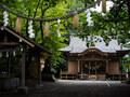 札幌市澄川の相馬神社と天神山緑地