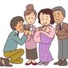 子供たち3人のお宮参りは、大國魂神社へ行きました