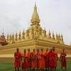 ラオスの仏教僧の備忘録(出家5日目:まさかのビエンチャン観光!?)