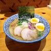 【金沢 豚骨 ラーメン】「にごり塩らぁ麺」らぁ麺大和 (やまと)