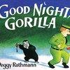 楽しい絵本のご紹介♪ 『Good Night, Gorilla』
