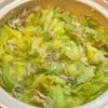 【お手軽鍋】冬の定番!ニンニク豚キャベツ鍋