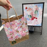 春のスタバがかわいすぎる♡季節限定桜のプロモと隠れ〇〇♡