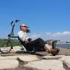 ブロンプトン号ポタ散歩 再びの『葛西臨海公園』 サイクリスト御用達『東京べーぐるべーぐり』でベーグルを購入してチェアリング⁉