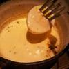 食べ放題のパンがうれしいBISTRO309さんのチーズフォンデュ