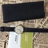SOLO 手縫い腕時計用ベルト サイズオーダー ぺリンガー社製シュランケンカーフ使用