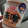 味噌カップ麺の記憶…