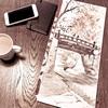 11月の近江八幡を描く 3話 橋と紅葉 水彩de風景スケッチ 2019