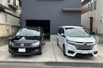 ステップワゴン vs VW シャラン。やってしまった。