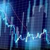 配当落ち後の株価