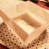 【簡単】焼型の折り方!クッキングシートで。