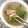 台湾に来たらぜひ食べてみて!オススメ!肝連湯(横隔膜のスープ)