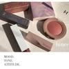 おすすめの最新韓国コスメ・hince(ヒンス) 追加購入品レポ!美しすぎるリップ&チーク