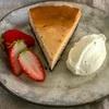苺のクリームチーズケーキ