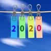 2020年初日に日経平均株価が大幅下落