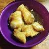 鶏の揚げ煮