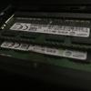 ノートPCのメモリを増設した