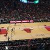シカゴでバスケ観戦