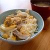 カツ丼lunch