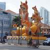 シンガポールのチャイナタウンで見つけたマカオ料理と中国茶