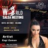 【イタリア ミラノ】World Salsa Meeting 注目ダンサー達 Marco Ferrigno, Jessica Quiles, Ezgi Zaman