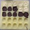 コロナ騒動で外出しづらいから、すみっこぐらし型抜きチョコレートを作って食べるよ