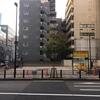 乙女ロードの無駄に広い駐車場、ホテル建設予定地へ