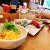 昼飲みが楽しめるご機嫌なコの字居酒屋♫ 大阪 難波「酒処さつき」