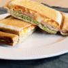 【レシピ】ハムと卵とチーズのホットサンド