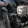 キューブ(バンパー・ヘッドライト・フェンダーパネル)キズ・ヘコミの修理料金比較と写真