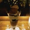 【札幌シメパフェ】デートの〆はここ*パーラーペンギン堂*お酒とパフェのセット