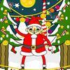 英語絵本54日目サンタに衣装を着せましょう。小さい子におすすめ【Kindle Unlimitedで英語多読に挑戦】
