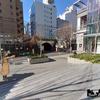 フウナ in リアル 2021・1月 渋谷 JR渋谷駅西口方面