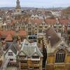 ハリーポッターと大学の町オックスフォードを観光-イギリス オックスフォード旅行記(2011/12)